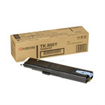 KYOCERA 370AL310 (TK-805 Y) Toner yellow, 10K pages