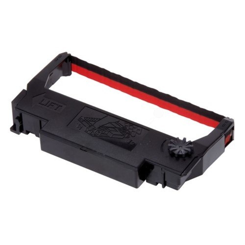 Epson C43S015376 (ERC-38-BR) Nylon black+red, 1500K characters