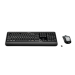 Logitech MK520 RF Wireless QWERTZ Swiss Black keyboard