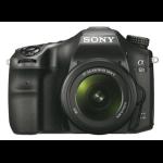 Sony α ILCA-68K 24.2MP CMOS 6000 x 4000Pixeles Negro digital SLR camera