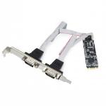 SYBA SI-ADA15070 interface cards/adapter Internal RS-232