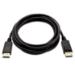 V7 Mini DisplayPort macho a DisplayPort macho, 1 metro, especificación DisplayPort 1.3, hasta 4K, resolución de vídeo de 3840 x 2160