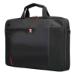 "Port Designs Houston Toploading notebook case 39.6 cm (15.6"") Briefcase Black"
