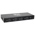 Tripp Lite 4 x 4 HDMI over Cat5 / Cat6 Matrix Splitter Switch, Box-Style Transmitter, Video and Audio, 1080p @ 60 Hz, Up to 53.34 m (175-ft.)
