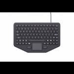 Gamber-Johnson 7300-0032 toetsenbord Zwart