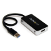 StarTech.com USB 3.0 to HDMI / DVI External Video Card Multi Monitor Adapter – 1920x1080