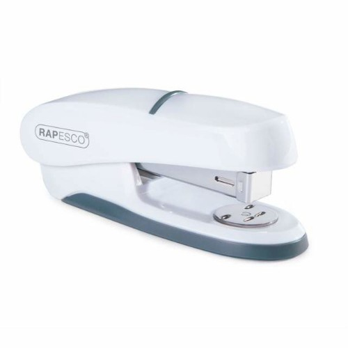 Rapesco P20 White Flat clinch