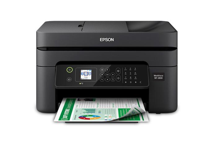 Epson WorkForce WF-2830 Inkjet 5760 x 1440 DPI A4 Wi-Fi