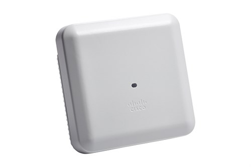 Cisco Aironet 3800i WLAN access point 2304 Mbit/s Power over Ethernet (PoE) White