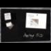 Sigel GL130 Glass Black magnetic board