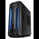 MEDION ERAZER X30 8th gen Intel® Core™ i5 i5-8400 8 GB DDR4-SDRAM 1000 GB HDD Midi Tower Black PC Windows 10 Home
