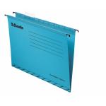 Esselte Pendaflex hanging folder A4 Cardboard Blue