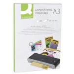 Q-CONNECT KF04123 laminator pouch