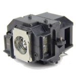 Epson Generic Complete Lamp for EPSON H270C projector. Includes 1 year warranty.