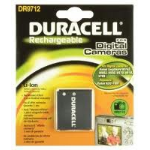 Duracell Digital Camera Battery 3.7v 700mAh Lithium-Ion (Li-Ion) 700mAh 3.7V rechargeable battery