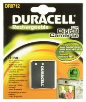Duracell Digital Camera Battery 3.7v 700mAh