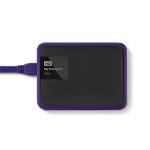 Western Digital WD Grip Pack 1TB Slate HDD enclosure Black,Purple