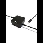 Port Designs 900096-UK power adapter/inverter Indoor 45 W Black
