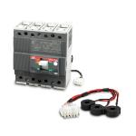 4-Pole Circuit Breaker, 225A, T3 Type for Symmetra PX250/500kW