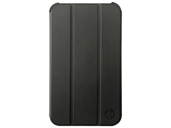 "HP Stream 7 Black Case 7"" Tablet cover Black"