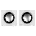 ARCTIC S111 BT (Weiß) - Mobile Bluetooth Speakers