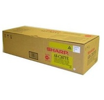SHARP ARC-26TYE TONER YELLOW, 5.5K PAGES @ 5% COVERAGE