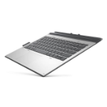 HP L29965-051 mobile device keyboard AZERTY French Silver