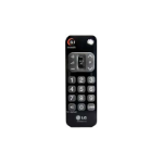 LG LCA-RCU01 remote control