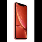 "Apple iPhone XR 15.5 cm (6.1"") 128 GB Dual SIM 4G Coral"