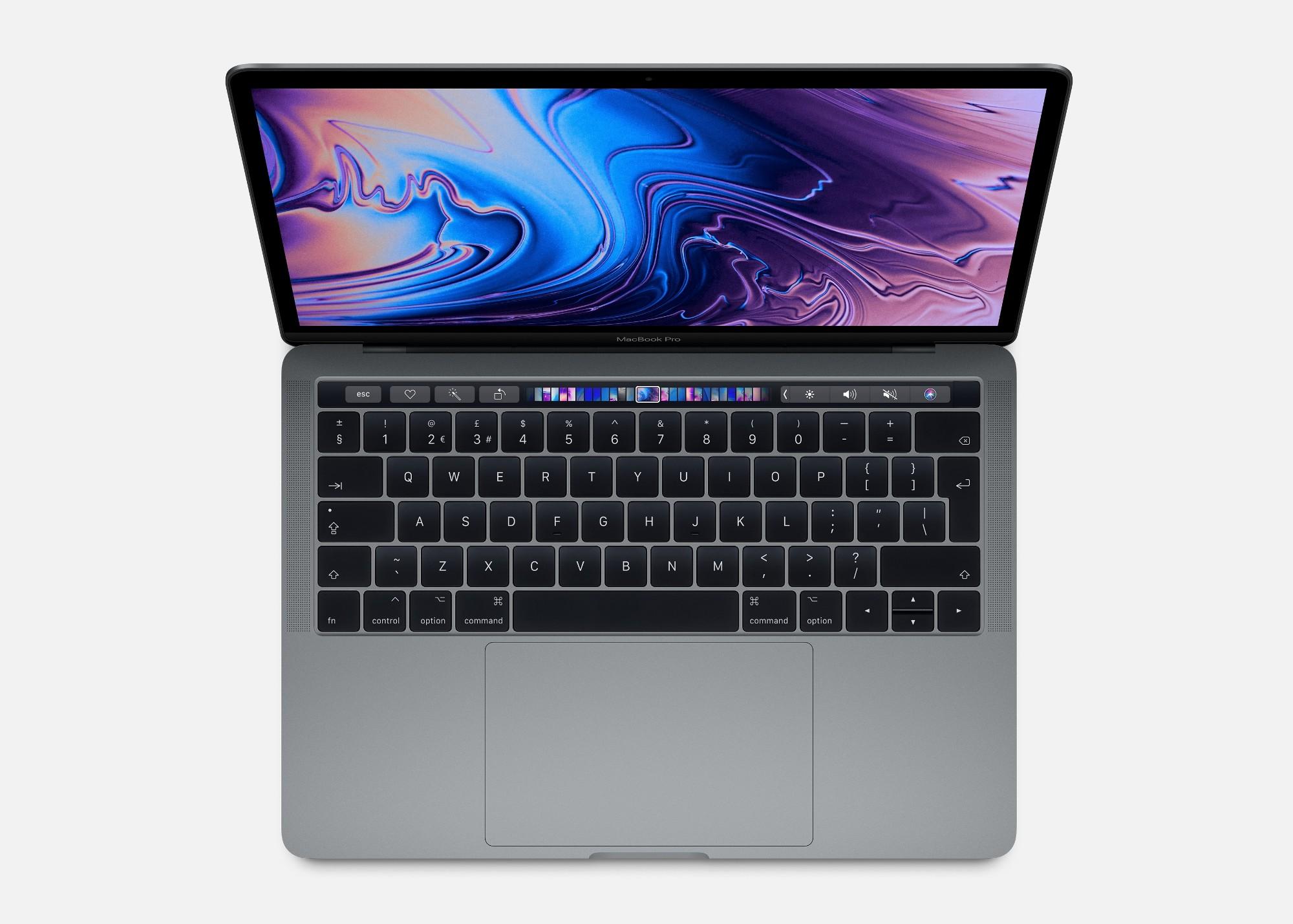 MacBook Pro Qci5 8gen 2.4gh TB 512GB 8GB 13in Ios Space Grey    In