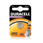 Duracell 1220 Lithium 3V non-rechargeable battery