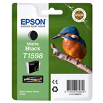 Epson C13T15984010 (T1598) Ink cartridge black matt, 17ml