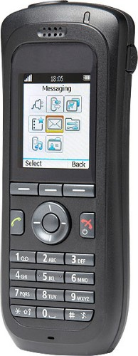 Unify OpenStage WL3 Caller ID Black