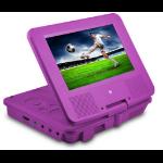 "Ematic EPD707 Convertible 7"" 480 x 234pixels Purple"