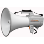 TOA ER-2230W megaphone Outdoor 45 W Grey,White