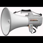 TOA ER-2230W Outdoor 45W Grey, White megaphone