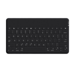 Logitech Keys-To-Go Bluetooth QWERTY Dutch,UK English Black mobile device keyboard
