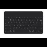 Logitech Keys-To-Go Bluetooth QWERTY Nederlands, Brits Engels Zwart toetsenbord voor mobiel apparaat