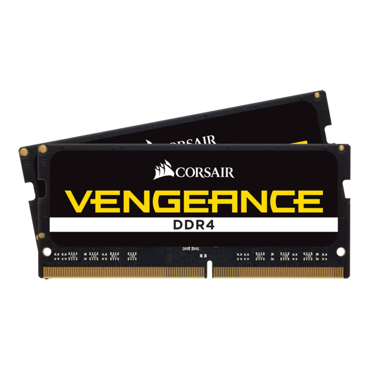Corsair Vengeance CMSX64GX4M2A2666C18 memory module 64 GB DDR4 2666 MHz