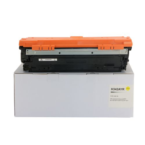 Remanufactured HP CE342A (651A) Yellow Toner Cartridge