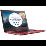 Acer Aspire 1 A114-32 14 inch Laptop (Intel Celeron N4020, 4GB RAM, 64GB eMMC, HD Display, Windows 10 in S Mode, Office 365 Personal, Red)