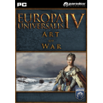 Paradox Interactive Europa Universalis IV: Art of War PC/Mac