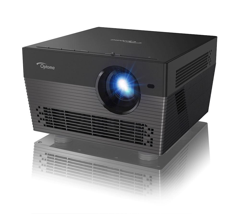 Optoma UHL55 beamer/projector 2000 ANSI lumens DLP 2160p (3840x2160) 3D Desktopprojector Zwart