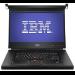 "Lenovo 17238BX consola de rack 47 cm (18.5"") 1600 x 1200 Pixeles Negro 1U"