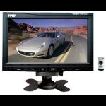 "Pyle PLVHR75 7"" 1440 x 234pixels Black car TFT monitor"