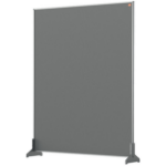 Nobo 1915502 magnetic board Grey