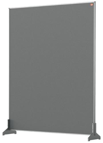 Nobo 1915502 magnetic board Grey