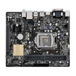 ASUS H110M-R/C/SI motherboard LGA 1151 (Socket H4) Micro ATX Intel® H110