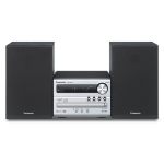 Panasonic SC-PM250 Home audio micro system 20W Silver