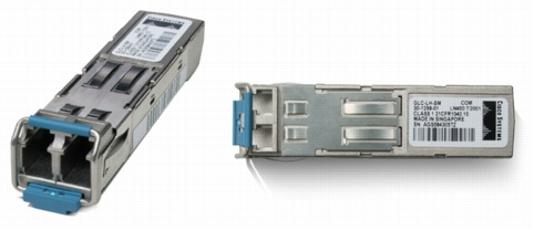 Cisco 1000BASE-ZX SFP Transceiver Module SMF 1000Mbit/s 1550nm network media converter